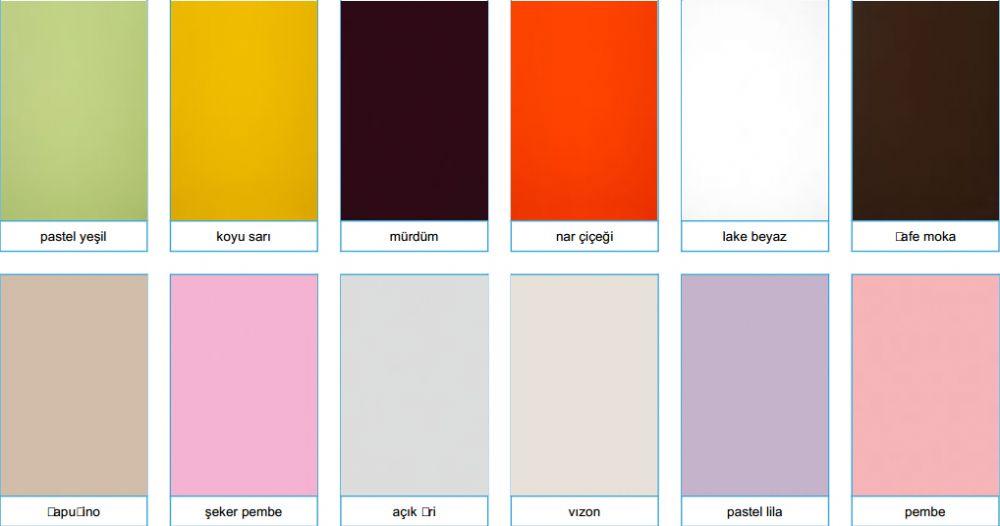 Renk Kartelası -6